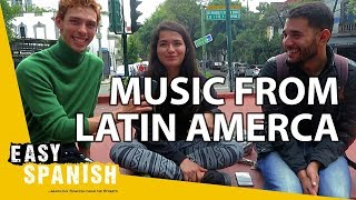 MUSIC FROM LATIN AMERICA | Easy Spanish 117