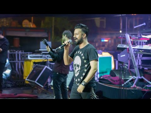 Atif Aslam Live in Guyana Notional Stadium ( 2018 )