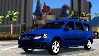 2013 Lada Largus - GTA San Andreas | EnRoMovies(, 2015-12-13T18:56:38.000Z)