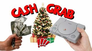 Playstation Classic (PS Mini) HANDS ON! Holiday Cash Grab CONFIRMED