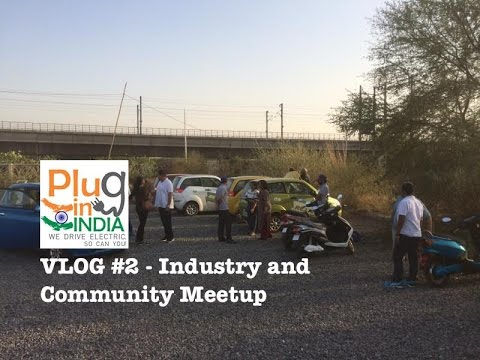 PlugInIndia - Electric Vehicle Industry and Delhi Community Meetup