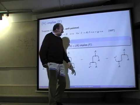 "Samson Abramsky: ""Non-unital Frobenius algebras: infinite-dimensional categorical quantum mechanics"""