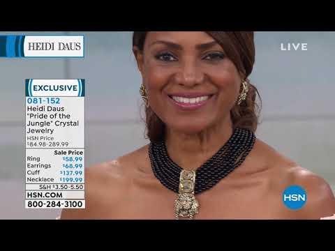 HSN | Heidi Daus Jewelry Designs . http://bit.ly/2YfGq9c