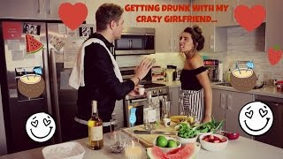 One of Cameron Fuller's most viewed videos: Cocktails with Cameron | Featuring: Lauren Elizabeth
