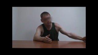 Допрос российского офицера. Доказательства участия российских военных в боевых действиях в Украине