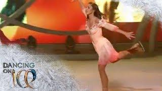 Sarah Lombardis Comeback: Ihr emotionaler Eistanz für Sohn Alessio | Dancing on Ice | SAT.1