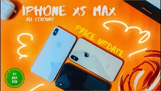 Xs Max Price Update!! 💸📱 2020 Mid All Colours Impression