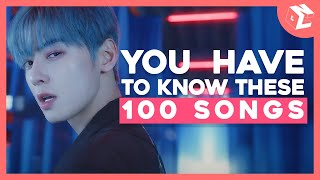 100 boy group songs everyone should know