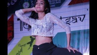 Crazy Kia re Chair Dance Shweta Chauhan TECHNOTSAV2K18