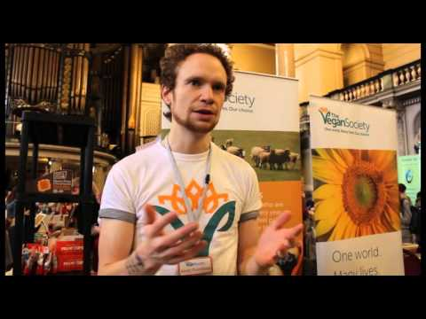 The Vegan Society Interview with Andy Davidson