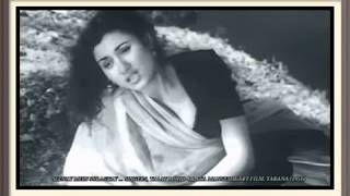 SEENAY MEIN SULAGTAY … SINGERS, TALAT MEHMOOD & LATA MANGESHKAR … FILM, TARANA (1951)