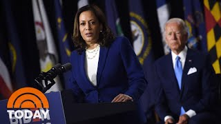 Republicans Struggle To React To Kamala Harris As VP Pick | TODAY