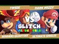 Lagu Glitch 7 SSBU - TSM Tweek (PT, Banjo) VS MVG Dark Wizzy (Mario) Smash Ultimate Winners Quarters