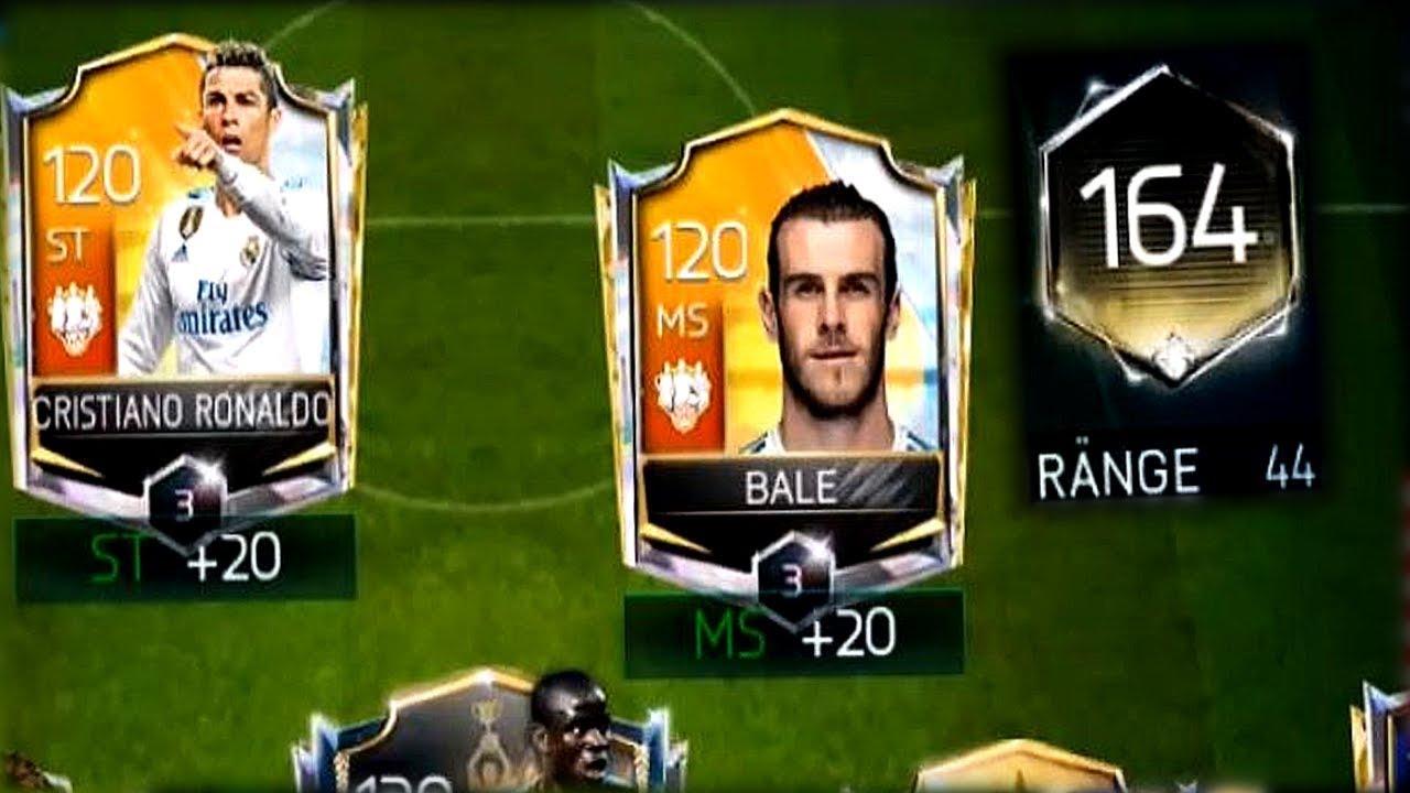 Der Beste Spieler In Fifa 18 Mobile Youtube