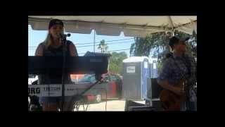 The Cheaters St Pete band Chrissy DeRado, Steph Callahan, Tonya Floyd, Sandi Greco