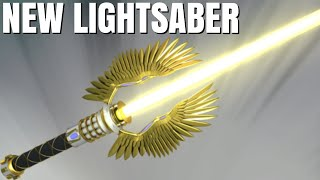 Disney CONFIRMS NEW Lightsaber Type Coming to Star Wars Book