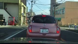 県道214 横須賀(武山)→三浦海岸 🌸三崎口 国134