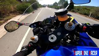 Super Fast Yamaha R6 Road Rush Catch Me If You Can