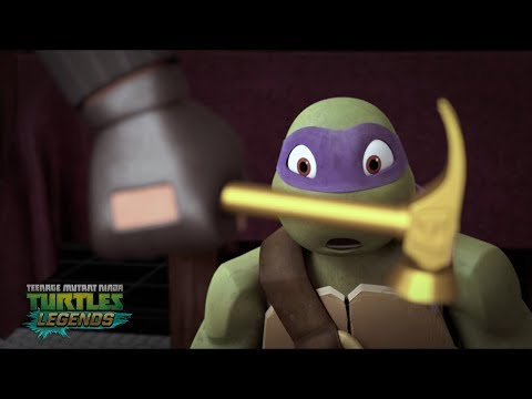 Hunting For Shredder's Heart (Part02) - Teenage Mutant Ninja Turtles Legends