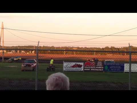 Benton County Speedway 9-18-16