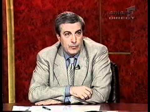 22.05.2000 - Despre noua candidatura a lui Ion Iliescu la presedintia Romaniei