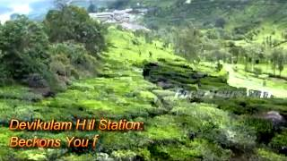 Munnar Tourist Places : Main Attractions in Munnar [HD]