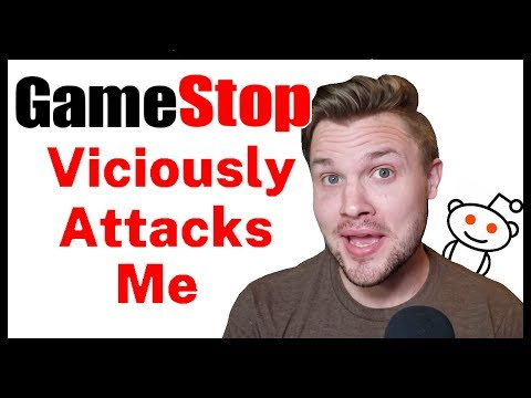 Gamestop Comes After Me! Absolutely Crazy | Gamestop Reddit