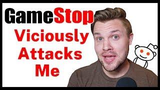 Gamestop Comes After Me! Absolutely Crazy | Gamestop Reddit