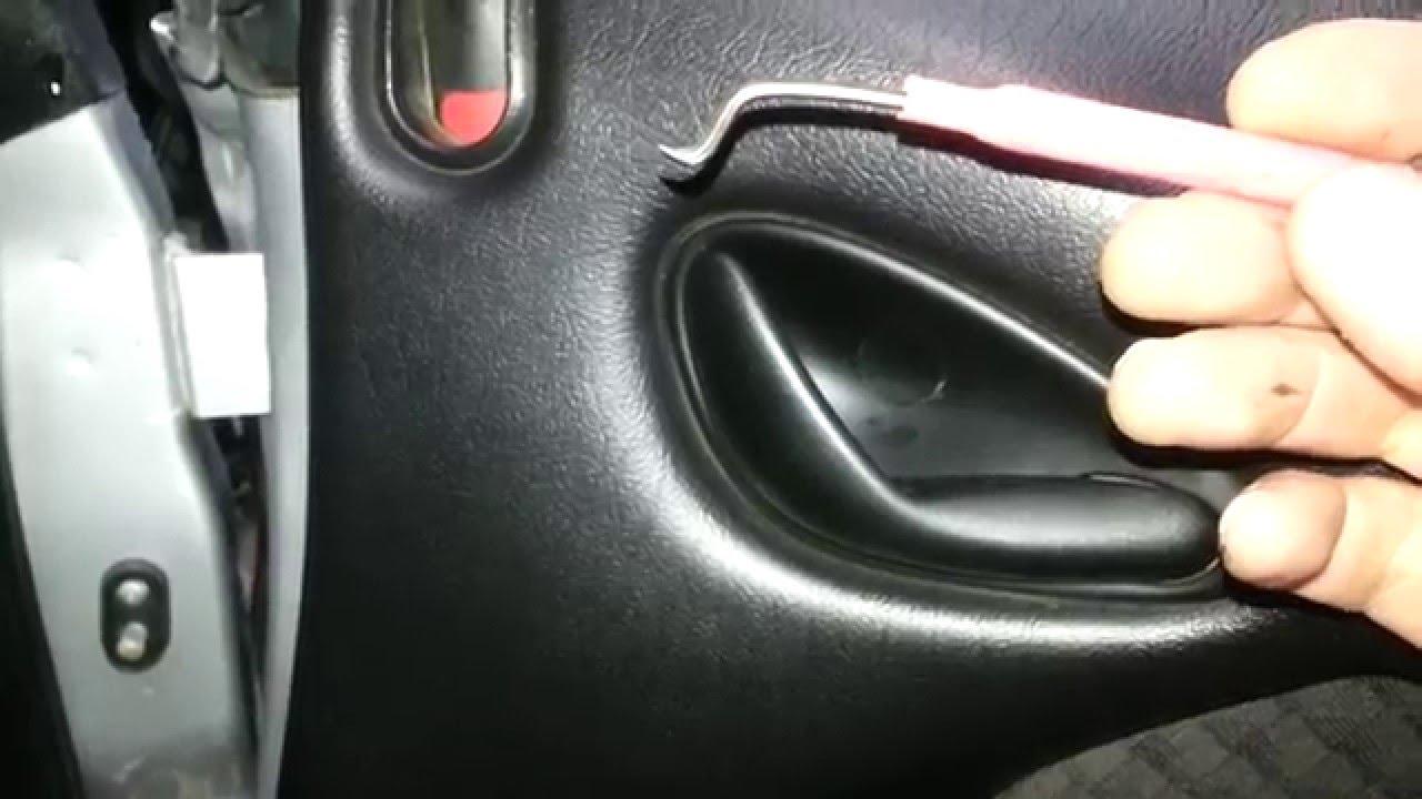 How to remove a Holden VT - VZ Comm door trim aka Chevrolet Omega - Lumina - YouTube & How to remove a Holden VT - VZ Comm door trim aka Chevrolet Omega ... pezcame.com