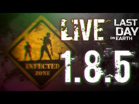 1.8.5 KEFIR OFFICE LIVESTREAM! - Last Day On Earth: Survival
