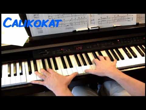Exodus - Theme -  Piano