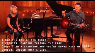Boyce Avenue ft. Bea Miller - Roar (Katy Perry Cover) Lyrics