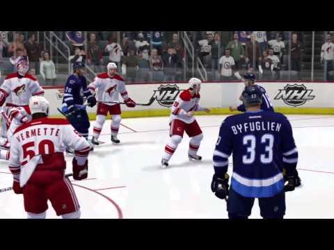 NHL 14 — Движок для драк!