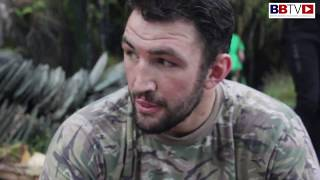 EXCLUSIVE: HUGHIE AND PETER FURY IN CAMP SPECIAL FEATURE