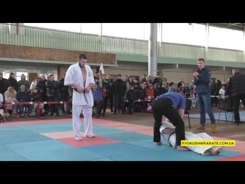 Knockout Ukrainian Championship