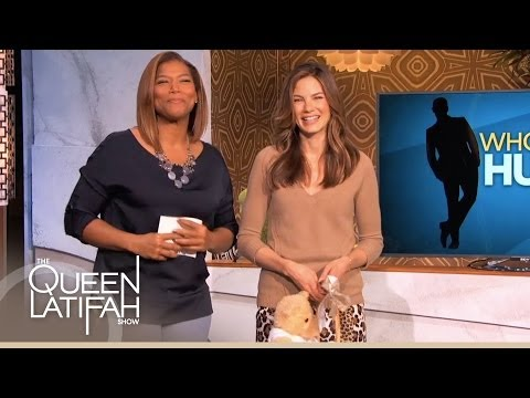 Michelle Monaghan Plays Who's That Hunk on The Queen Latifah Show