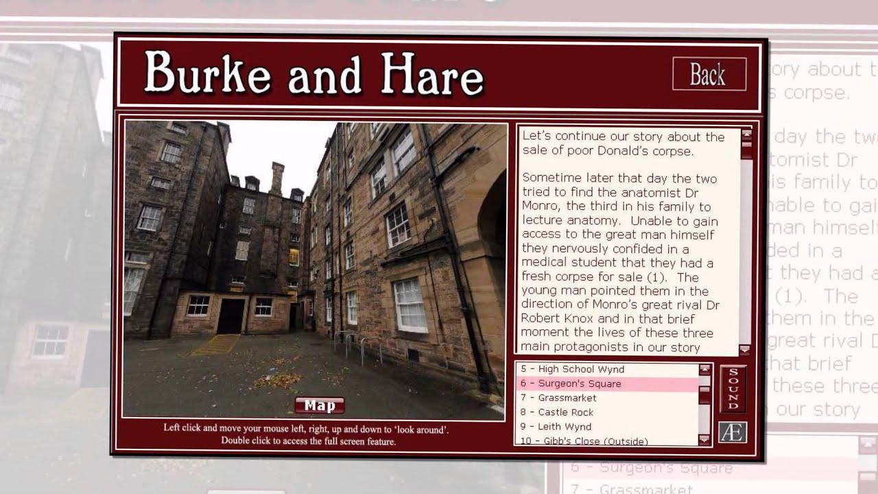 Burke Hare Tour Edinburgh
