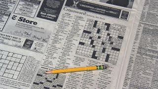New York Times crossword celebrates 75 years
