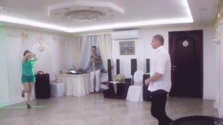 Наша свадебная бачата)))