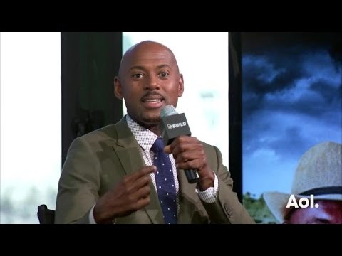"""Romany Malco On """"Mad Dogs"""" 