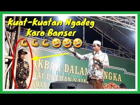 NGAKAK POL Kh. Anwar Zahid Terbaru Di Mojokerto Part 2