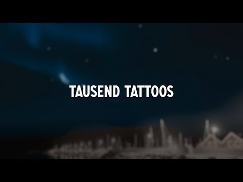 Sido - Tausend Tattoos (Lyric Video)