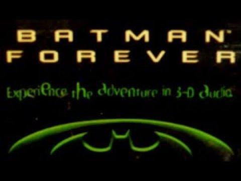Batman Forever - Full-Cast 3D Audio Cassette - Part 1