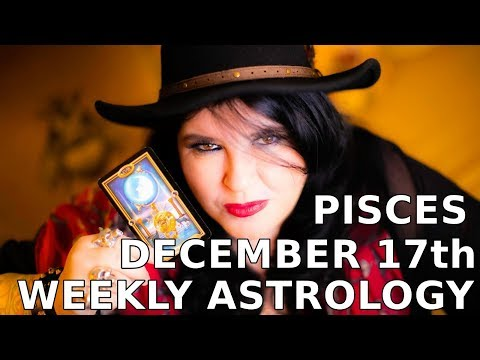 pisces weekly astrology forecast december 17 2019 michele knight