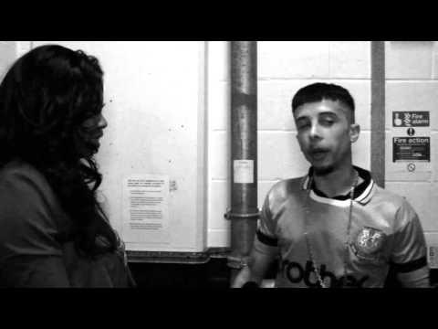 Encore 2016: Dappy Interview