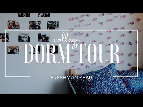DORM ROOM TOUR | Azusa Pacific University