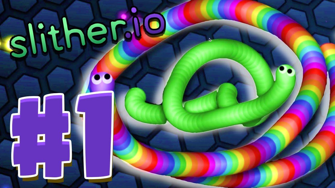 Slither Io Online