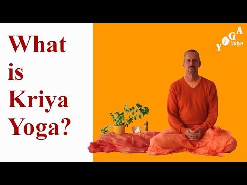 What is Kriya Yoga?