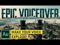 EPIC Movie Trailer Voice Effect with Audition CC!