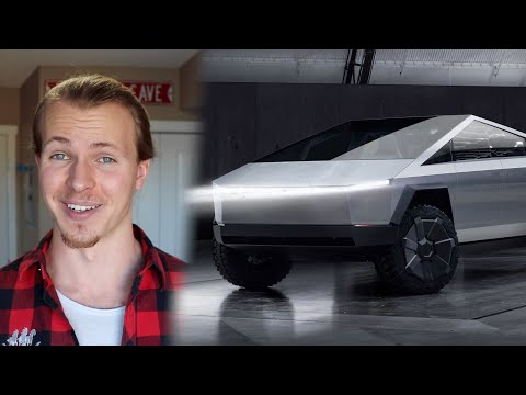 Everything We Now Know About The Tesla Cybertruck In 1 video!